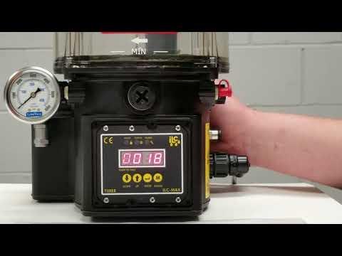 ILC Timer Settings - LubeTechnologies.com