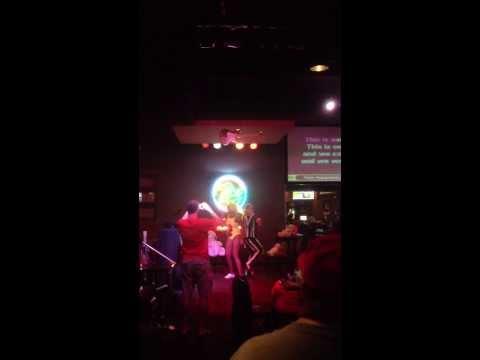 Miley Cirrus VMA Karaoke.