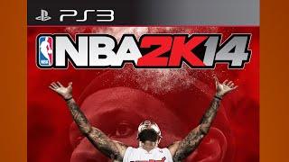 NBA 2K14 Gameplay Spurs Heat PS3 {1080p 60fps}