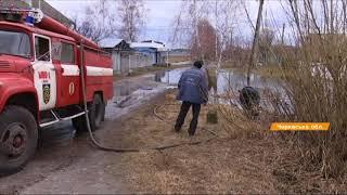 Наводнения в Украине: затоплены города и села в Сумской, Черкасской областях и трассу Киев - Харьков