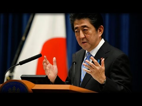 RISING SUN: LITTLE-KNOWN POLITICAL GROUP SPURS ABE'S RADICAL PLAN FOR JAPAN'S 'REBIRTH'