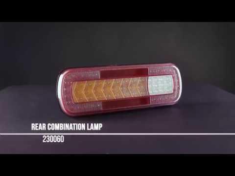 Hella Full Led Rear Combination Lamp Doovi