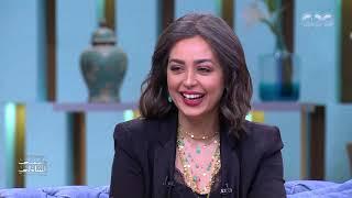 شكلها حلقة تاريخية.. هبة مجدي تفاجىء محمد محسن بأغرب صور على الهواء