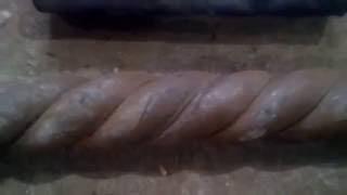 видео Производство витой трубы