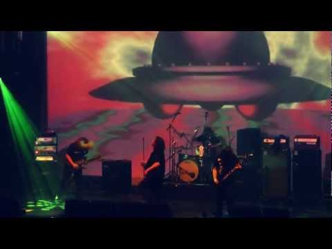 Voivod - Target Earth (New) || live @ Roadburn / 013 Tilburg || 12-04-2012