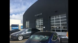 My First Tesla Model 3 Service. Expensive!