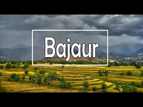 Bajaur Agency (FATA) Travel VLOG (Pakistan)