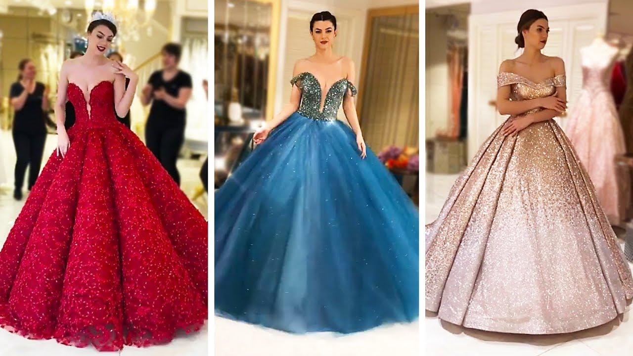 Download BEST GLAMOROUS DRESS COMPILATION