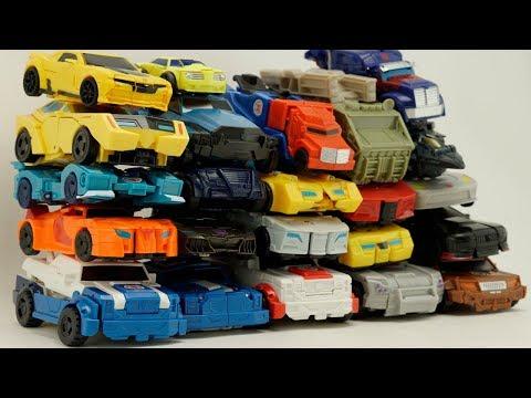 Optimus Prime, Bumblebee, Megatron, Autobots & Rid, Rescue Bots Robot Transformers truck car toys
