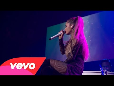Ariana Grande - My Everything iHeartRadio Concert Stream
