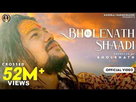 Bholenath Ki Shadi (Official Video) Hansraj Raghuwanshi || Shivratri Special 2021 | Jamie |RaviRaj||