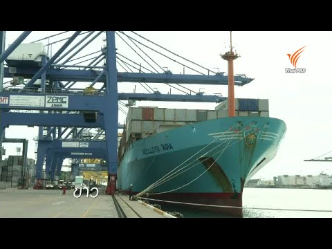 สภาส่งออกสินค้าทางเรือปรับยอดส่งออกปี 57 เหลือร้อยละ 1.6