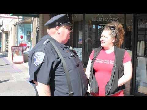 Special Police Patroling Cincinnati Streets Doovi