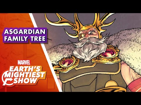 How Many Siblings Does Thor Have? | Earth's Mightiest Show