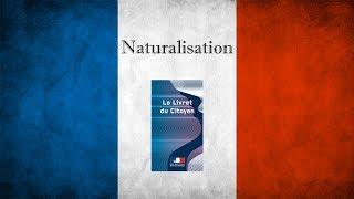 Naturalisation 5 : Le livret du citoyen