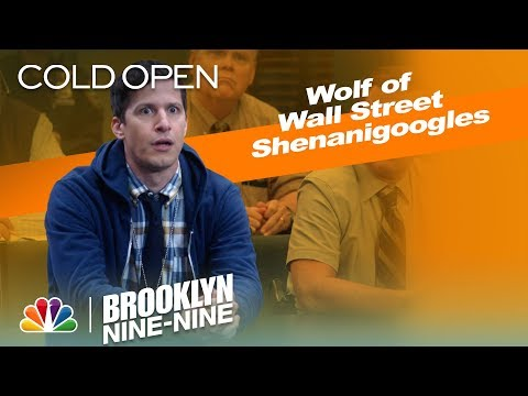 Wolf of Wall Street IRL - Brooklyn Nine-Nine (Episode Highlight)