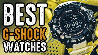 Top 5 Best Casio G Shock Watches to Buy in 2020