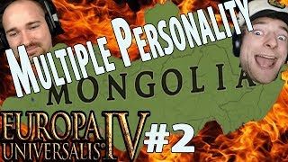 Eu4 Multiple Personality Mongolia Co-op with Arumba #2