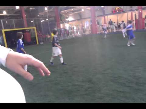 2011 CJSL Indoor Tournament - CI Cyclones U11 Eagles vs Cosmos