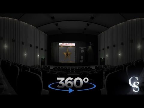 Evolution of Cinema Surround Sound Trailer - 360° VR Version