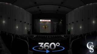 Evolution of Cinema Surround Sound Trailer - 360° VR Version