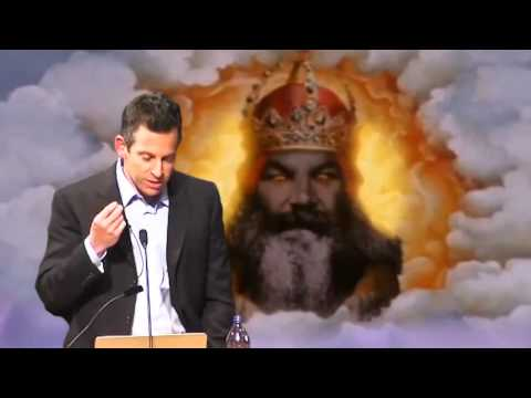 Morality and Christian God  (Sam Harris)