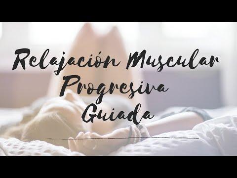 Relajación Muscular Progresiva de Jacobson guiada para la Ansiedad | Clarity |