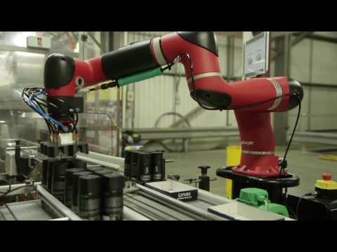 Collaborative Robots on the Job at DHL - via Active8 Robots