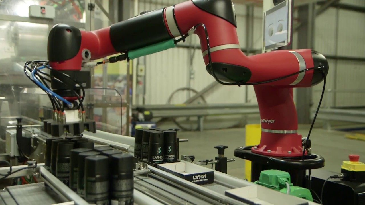 Collaborative Robots on the Job at DHL - via Active8 ...