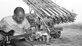Катюша - Советские (Песня военных лет кавер гитара аккорды бой)
