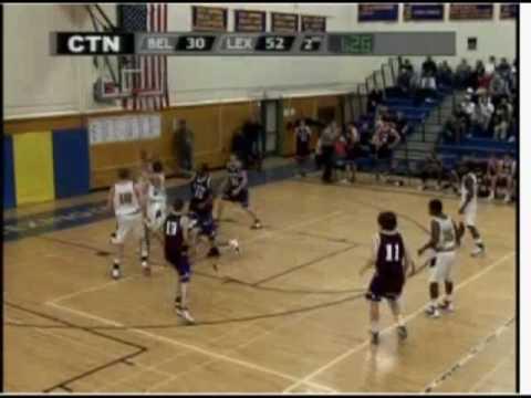Lexington High School Basketball 2007-2008 vs. Belmont High School