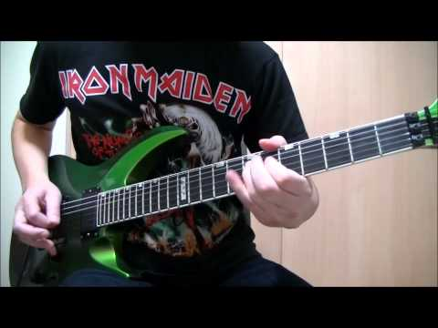 Judas Priest - Desert Plains (Guitar Cover)