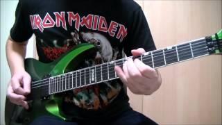 Judas Priest - Desert Plains (Guitar Cover)