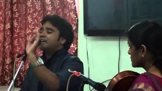 Kanthi Swaroop &  Smt Radhika Srinivasant Saket Pranaam Part 2