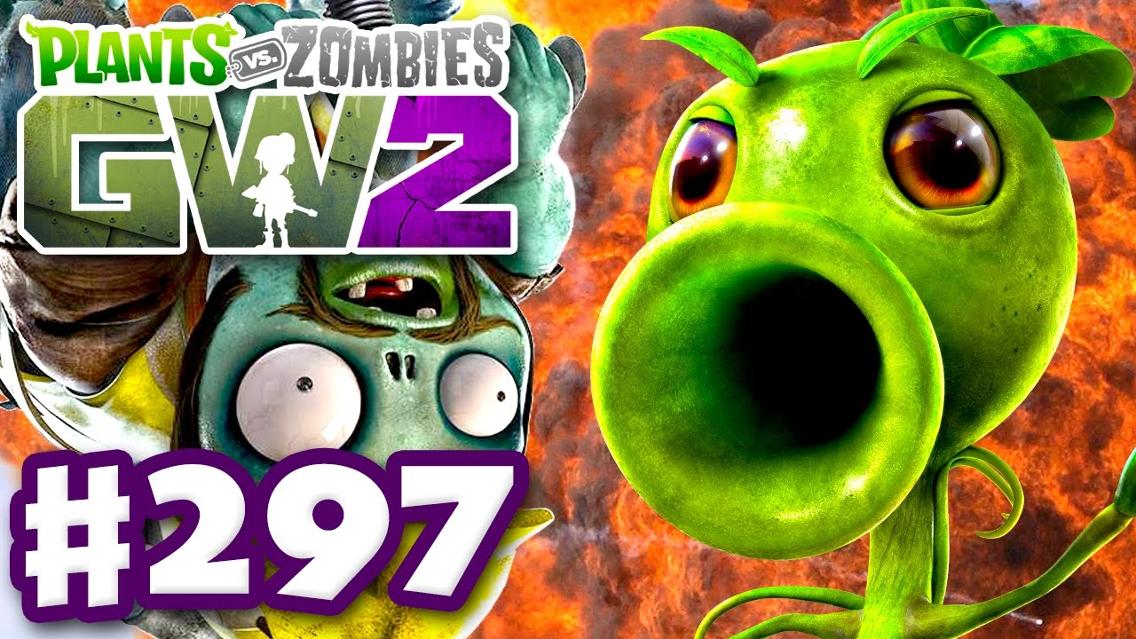 Splish Splash Plants Vs Zombies Garden Warfare 2 Gameplay Part 297 Pc Youtube