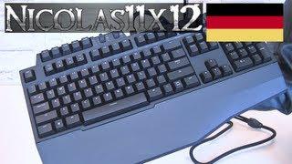 [DEUTSCH] GIGABYTE Aivia Osmium Gaming Tastatur Testbericht