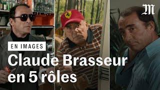 Mort de Claude Brasseur : l'acteur en cinq rôles au cinéma