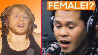 THIS A GUY OR A GIRL!?! Marcelito Pomoy the Prayer Reaction