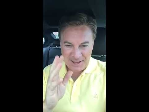 Dr. Lance Wallnau -- Stock Market drops as CEOs insult Trump