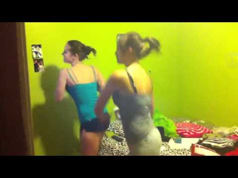 chelsea and shelby dancing.mov
