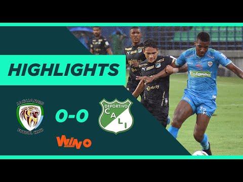 Jaguares de Cordoba Deportivo Cali Goals And Highlights