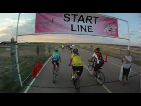 Ride For The Cure Video Story