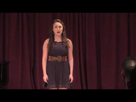 Carrie Lyn Brandon sings Blue Horizon by Kooman and Dimond