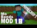 Mo bend Review mod para Minecraft 1 8 y Descarga