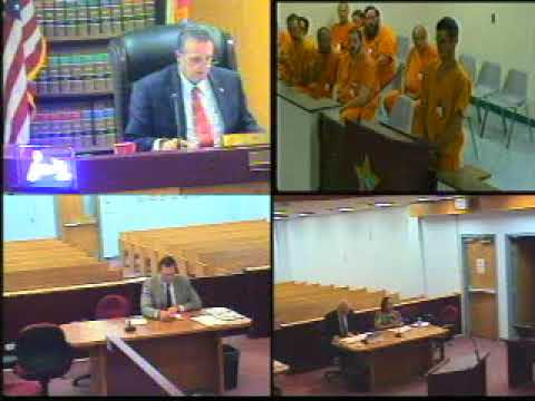 Judge Hitzemann First Appearance May 10, 2018