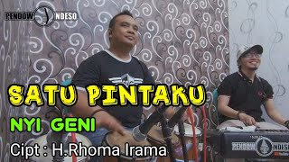 Download Lagu Satu Pintaku || Cover Latihan Pendowo Ndeso & Nyi Geni mp3