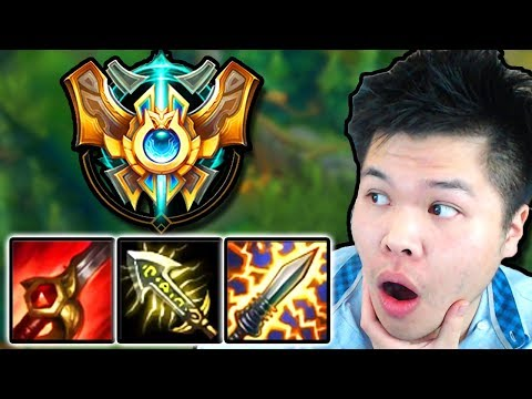 THIS BUILD WORKS IN CHALLENGER? - Challenger to RANK 1