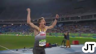 Javelin throw Olympics final Rio 2016