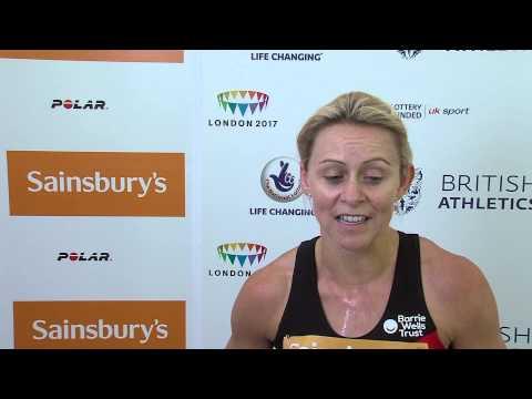 Jenny Meadows insists World Championship selection is still main aim