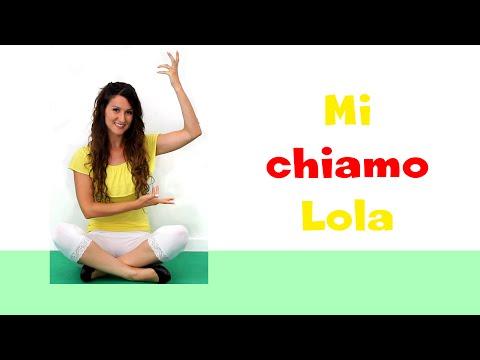 Mi chiamo Lola